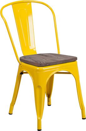 Flash Furniture CH 31230 YL WD GG