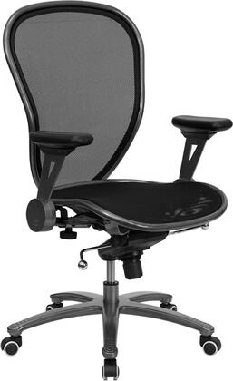 "Flash Furniture CPB0782MTLKGG 23.5"" Contemporary Office Chair"