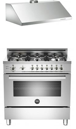 Bertazzoni 714858 Master Kitchen Appliance Packages
