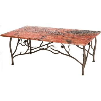 Stone County Ironworks 904-080 Pine Cocktail Table