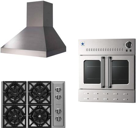 BlueStar 751119 Kitchen Appliance Packages