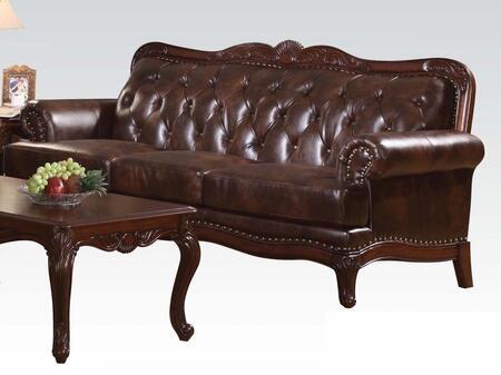 Acme Furniture 05945 Birmingham Series Stationary Sofa