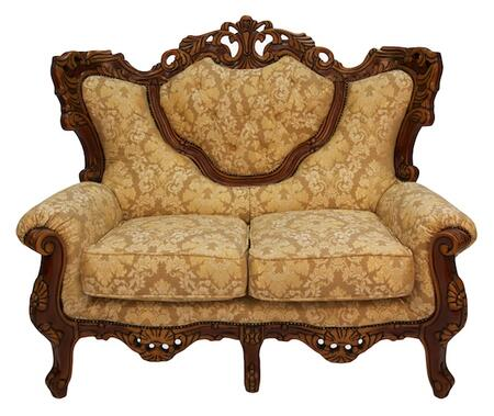 J. Horn 702L Traditional Style Loveseat