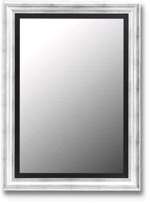 Hitchcock Butterfield 208200 Cameo Series Rectangular Both Wall Mirror