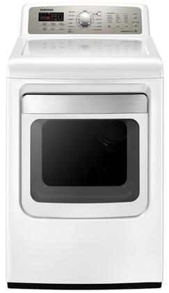 "Samsung Appliance DV484GTHAWR Front Load Gas  27"" Dryer 