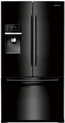 Samsung Appliance RFG297HDBP  French Door Refrigerator with 28.5 cu. ft. Total Capacity 5 Glass Shelves |Appliances Connection
