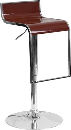 Flash Furniture CHTC31027PBURGGG Residential Not Upholstered Bar Stool