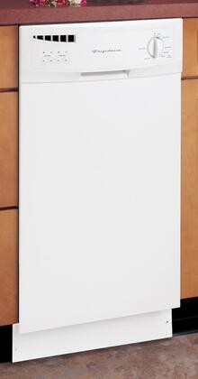 Frigidaire FMB330RGS  White Built-In Full Console Dishwasher with