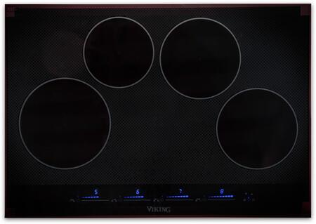 Viking MVIC63X 6 Series All Induction Cooktops with MagneQuick Induction Element, Simmer Settings, Power Management System, in Black Glass