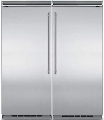 Marvel 744999 Side-By-Side Refrigerators