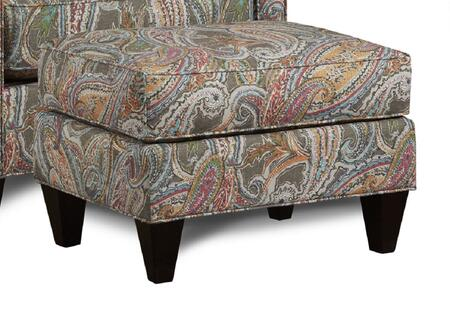 Chelsea Home Furniture Drury 632120 O PN%20 %20Drury%20Ottoman%20 %20Paisley%20night