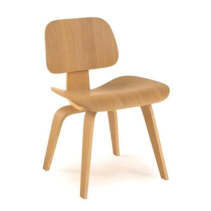 Fine Mod Imports FMI2019 Plywood Dining Chair:
