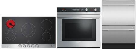 Fisher Paykel 718005 Kitchen Appliance Packages