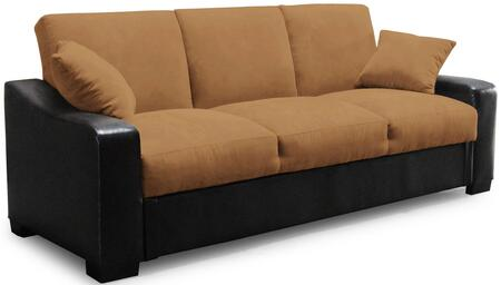 Lifestyle Solutions SCTNAHNSET Tiana Series  Microfiber Sofa