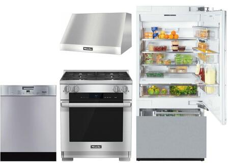 Miele 810207 Kitchen Appliance Packages