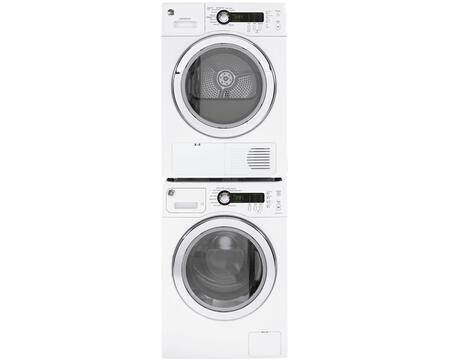GE 341837 Washer and Dryer Combos