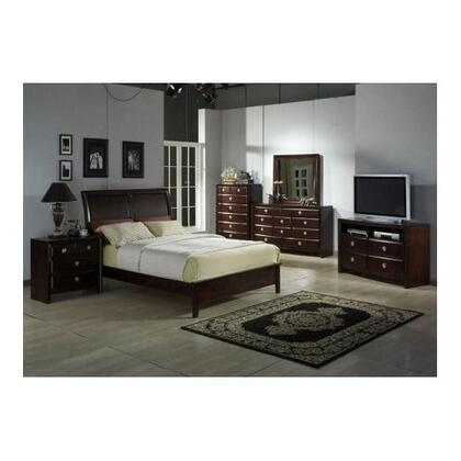Accent HA870402BEDROOMSET5 Arlington Queen Bedroom Sets