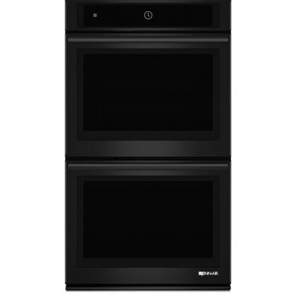 """Jenn-Air JJW2830D 30"""" Double Wall Oven with Multimode Convection System, 2 Telescoping Glide Racks, 10 cu. ft. Total Capacity, and Rapid Preheat, in"""