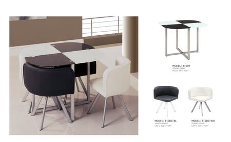 Global Furniture USA 810DTSET Global Furniture USA Dining Ro