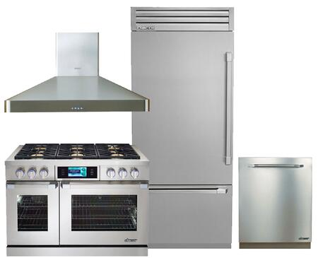 Dacor 664402 Discovery Kitchen Appliance Packages