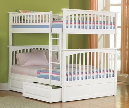 Atlantic Furniture AB55522  Bunk Bed