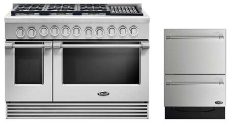 DCS 735881 Kitchen Appliance Packages