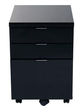 Euro Style 27531BLK 16.54  File Cabinet