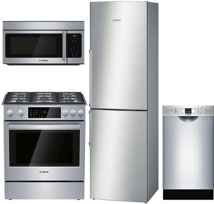 Bosch 743811 500 Kitchen Appliance Packages