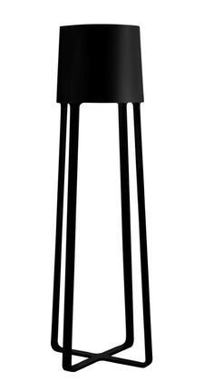 P 2949 Poulpe negra floor lamp estiluz