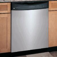 Frigidaire FGBD2441KF Gallery Series Built-In Semi-Integrated Dishwasher with in Stainless Steel