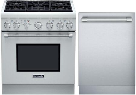 Thermador 715947 PRO Harmony Kitchen Appliance Packages