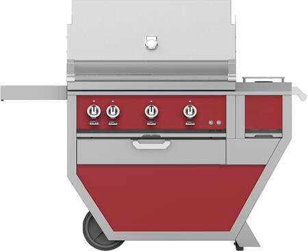 54 in. Deluxe Grill with Worktop   Matador