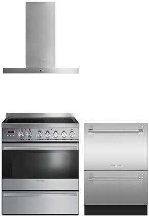 Fisher Paykel 718832 Kitchen Appliance Packages