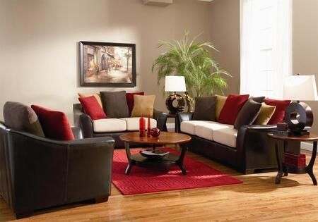 Coaster 501891SET3 Lily Living Room Sets