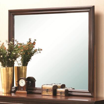 Coaster 202424 Montgomery Series Square Landscape Dresser Mirror