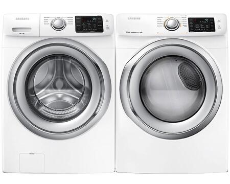 Samsung Appliance 355546 5200 Washer and Dryer Combos