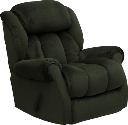 Flash Furniture AM96502052GG Contemporary Champion Series Contemporary Microfiber Wood Frame  Recliners  Appliances Connection
