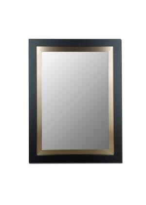 Hitchcock Butterfield 205202 Cameo Series Rectangular Both Wall Mirror