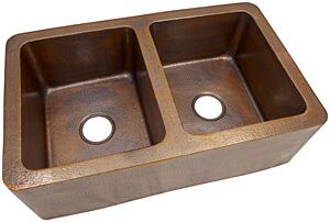 The Copper Factory CF166AN  Sink