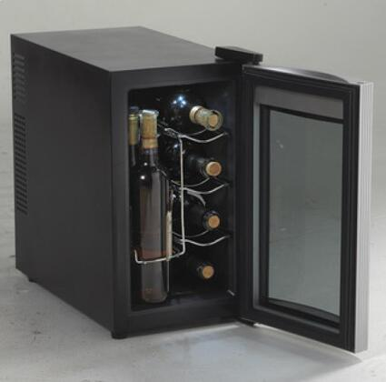 "Avanti EWC801IS 10"" Freestanding Wine Cooler"