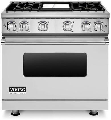 VGR73614GSS viking vgr73614gss 36 inch 7 series stainless steel gas freestanding