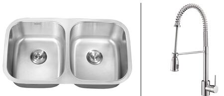 Ruvati RVC2526 Kitchen Sink