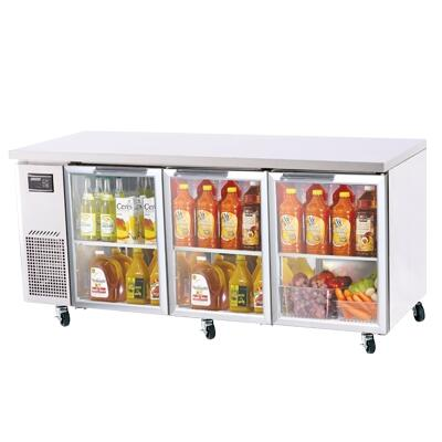 Turbo Air JUR72G Freestanding  Refrigerator