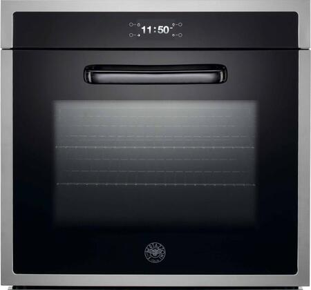 "Bertazzoni F30CONXT 30"" Single Wall Oven, in Black"