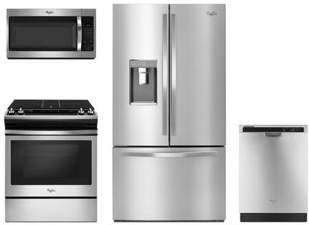 Whirlpool 730351 Kitchen Appliance Packages