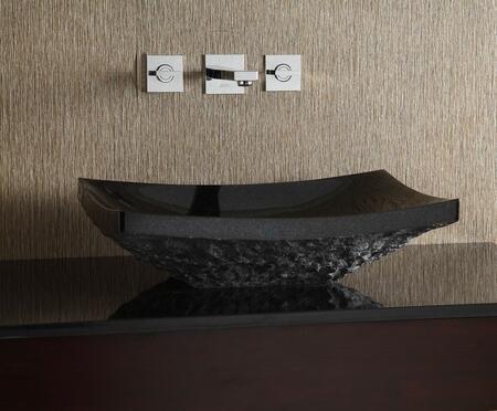 Xylem GRVE158RBKR Bath Sink