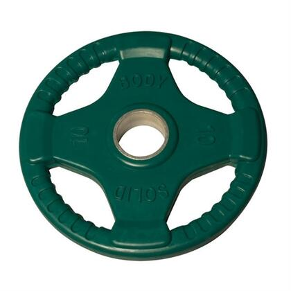 Body Solid ORC Colored Rubber Grip Olympic Plates