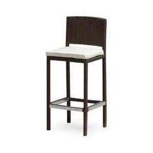 Source Outdoor SO08408 Zen Armless Bar stool