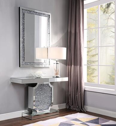Acme Furniture Noralie Console and Mirror