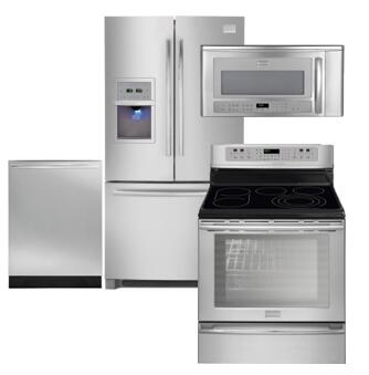 Frigidaire 294043 Professional Kitchen Appliance Packages
